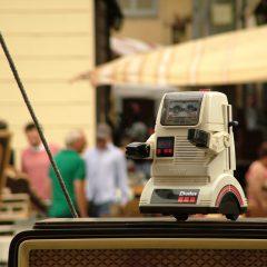 a small robot