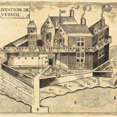 Habitation de Québec, circa 1608