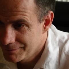 a photograph of Greg Kelly, Executive Producer of Ideas on CBC Radio One